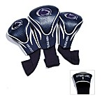 Penn State University 3-Pack Contour Golf Club Headcovers