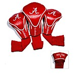 University of Alabama 3-Pack Contour Headcovers