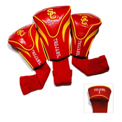 Red Yellow Club Headcovers