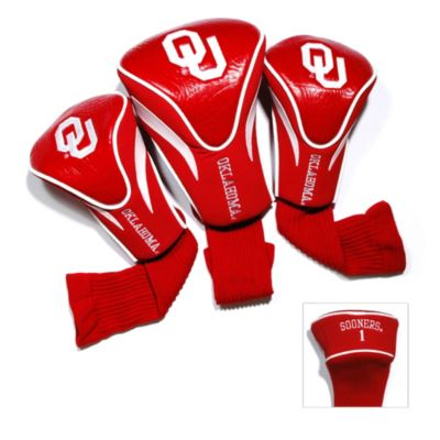 Red White Contour Headcovers