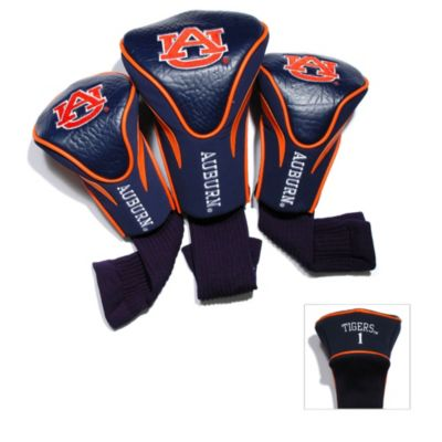 Auburn University 3-Pack Contour Golf Club Headcovers