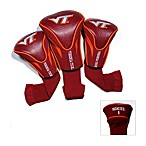 Virginia Tech University 3-Pack Contour Headcover