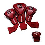 University of South Carolina 3-Pack Contour Golf Club Headcovers