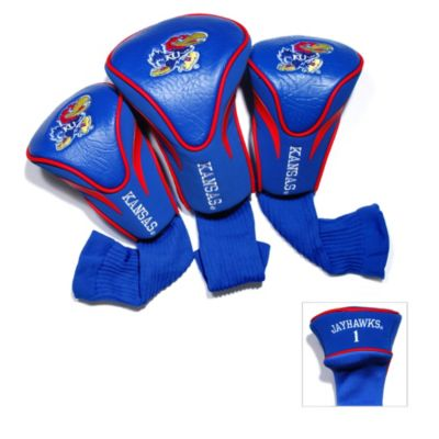 University of Kansas Contour Headcovers (3-Pack)