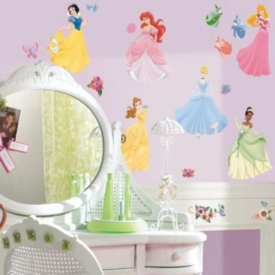 RoomMates Peel and Stick Wall Decals in Disney® Princess
