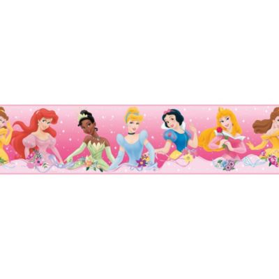 Disney® Princess Baby Room Decor