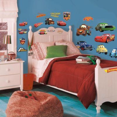 RoomMates Disney® Pixar Cars Piston Cup Champions Peel & Stick Wall Decals