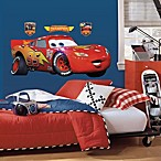 RoomMates Disney®/Pixar Cars Lightning McQueen Giant Wall Decal
