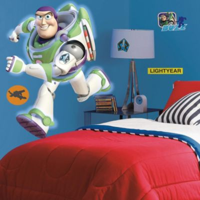 RoomMates Peel and Stick Wall Decals in Disney® Toy Story Buzz Lightyear