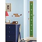RoomMates® Play Ball Peel & Stick Growth Chart