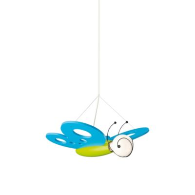 Kidsplace Flutter 1-Light Pendant Lamp