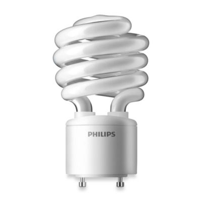 Philips G24 Compact Fluorescent Light Bulb 23 Watts