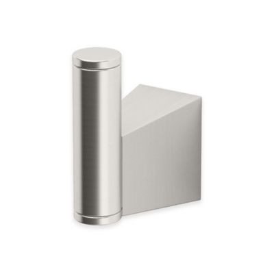 Gatco® Bleu Single Robe Hook in Satin Nickel