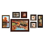 Seven-Piece Lodge Wall Art Set