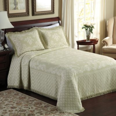 Lamont Home™ Savannah Bedspread in Sage