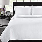 Lamont Home™ Simone Standard Pillow Sham in White