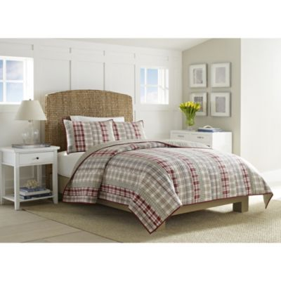 Nautica® Harbor Hill Reversible Quilt