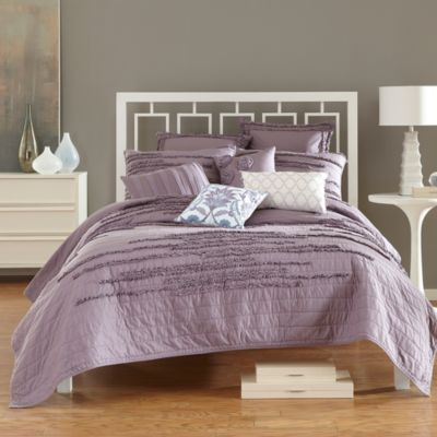 Nostalgia Home™ Neveah Twin Quilt in Purple