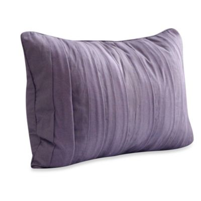 Nostalgia Home™ Neveah Oblong Throw Pillow in Purple