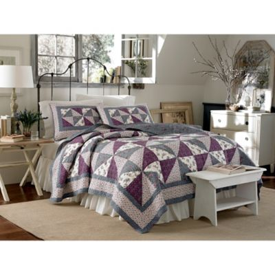 Laura Ashley® Selena Quilt