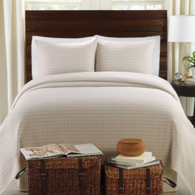 Lamont Home™ Lanai Coverlet and Sham Set
