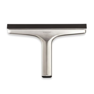 simplehuman® Stainless Steel Shower Squeegee
