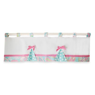 Baby Window Valance Bedding
