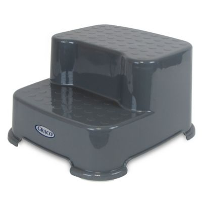 Graco® Black Transitions Step Stool