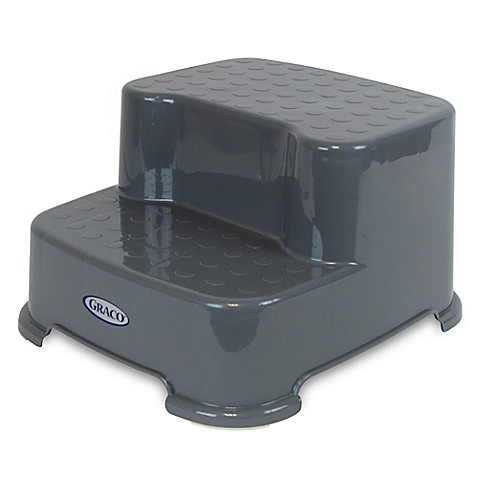 Graco® Transitions Step Stool in Pewter Grey