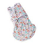 Summer Infant® SwaddleMe®  Small WrapSack - Floral Bird