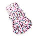 Summer Infant® SwaddleMe Medium/Large WrapSack - Flower Power