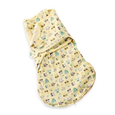 Summer Infant® SwaddleMe® Small WrapSack - What a Hoot