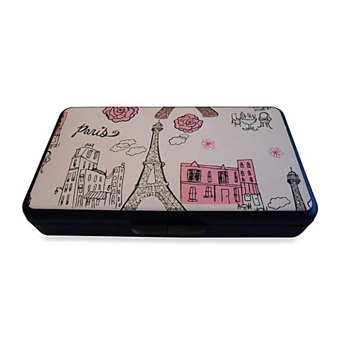 K Quinn Designs Pretty Paris Wipe Clutch