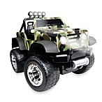 Off-Road Safari Radio Controlled Vehicle in Camo