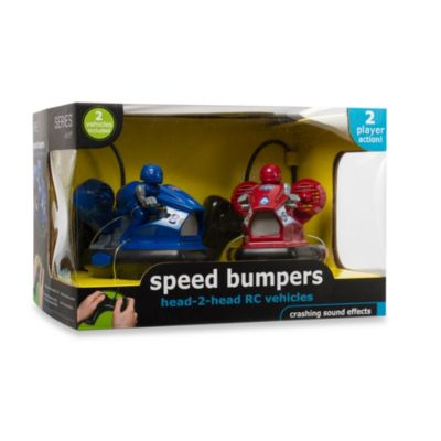 Speed Bumpers (Set of 2)