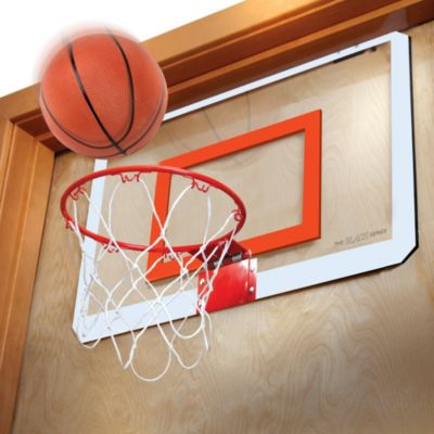 Pro-Style Basketball Hoop with Break-Away Rim