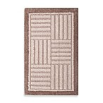 Rows Accent Rug in Linen/Ivory