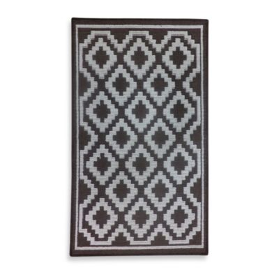 Impressions Accent Rug in Brown/Natural