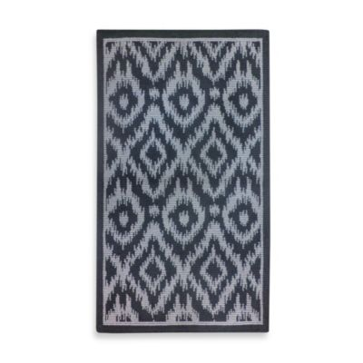 Impressions Accent Rug in Black/Grey