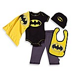 Batman 0 to 6-Months 5-Piece Gift Set