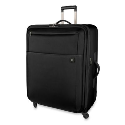 Victorinox® Avolve 2.0 4-Wheel Expandable 30-Inch Upright in Black