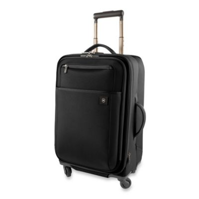 Victorinox® Avolve 2.0 4-Wheel Expandable 22-Inch Carry-On in Black
