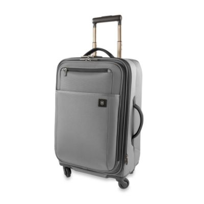 Victorinox® Avolve 2.0 22-Inch Expandable 4-Wheeled Carry-On in Graphite