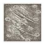 Linon Home Jewel Cascade 5-Foot x 7-Foot 6-Inch  Rug in Dark Beige