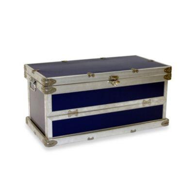 Navy Storage Trunks