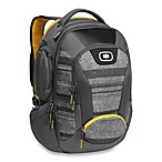 OGIO Bandit Strilux Laptop Backpack - Silver