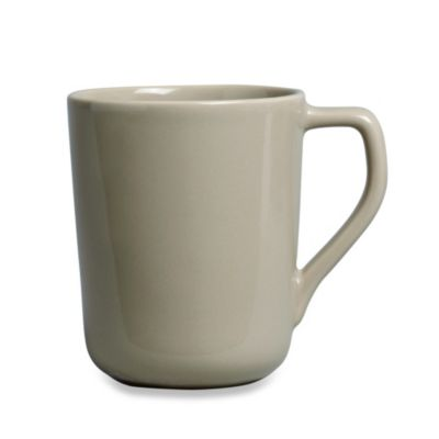 Real Simple® Mug in Taupe