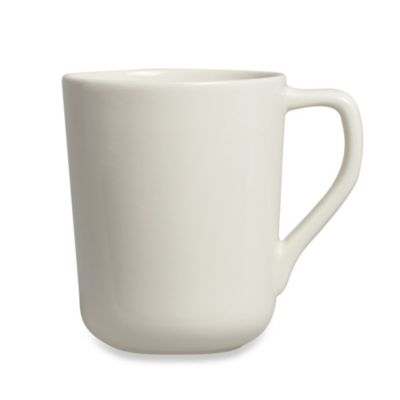 Real Simple® 16-Ounce Mug in Ivory