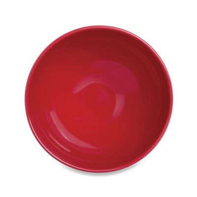 Real Simple® Cereal Bowl in Red