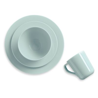 Real Simple® Round 4-Piece Place Setting in Seaglass
